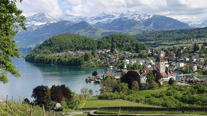 Spiez Svizzera