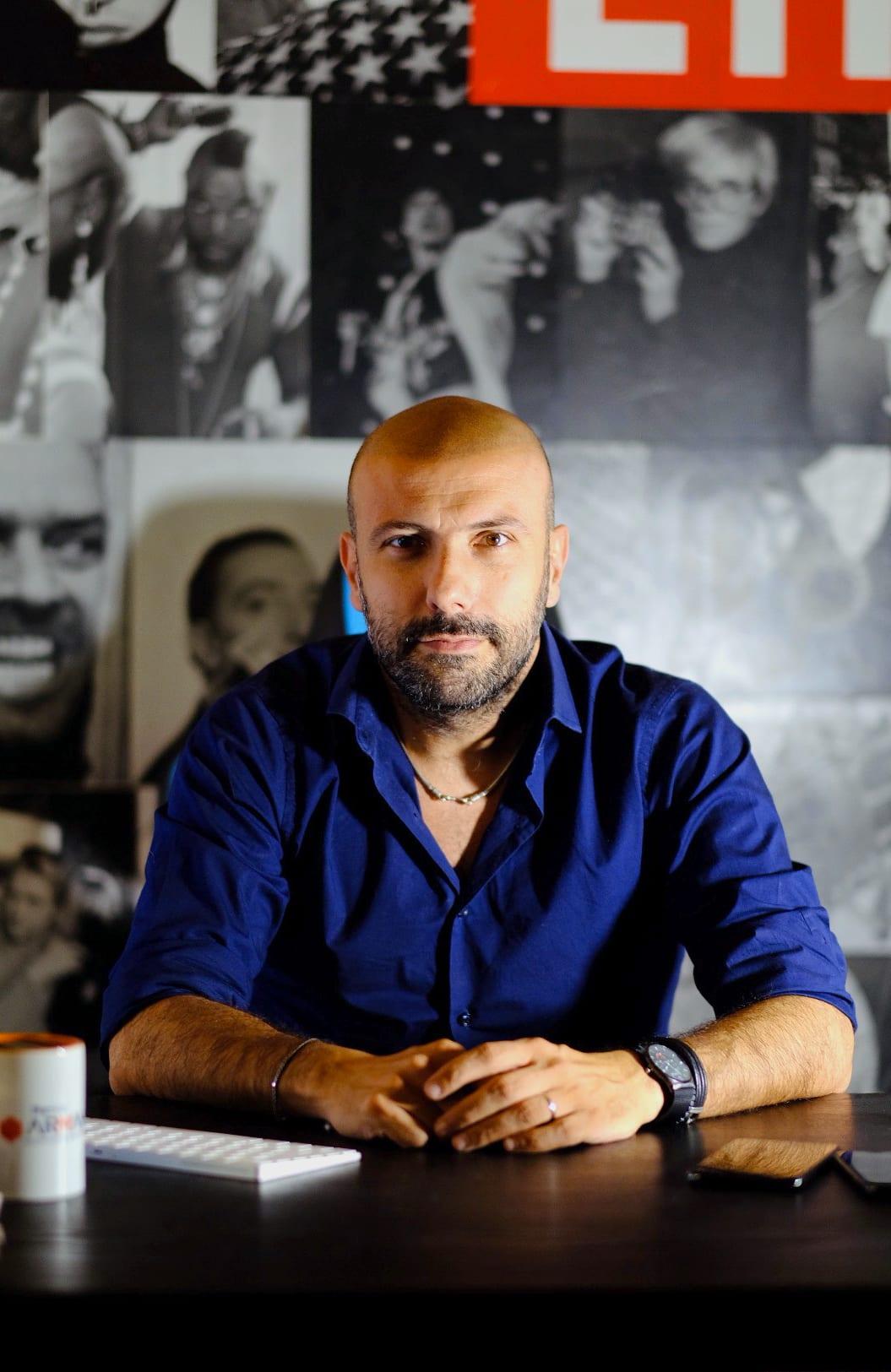 Stefano Quitadamo, titolare Armah ecommerce solutiion