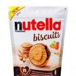 biscotti alla nutella Ferrero