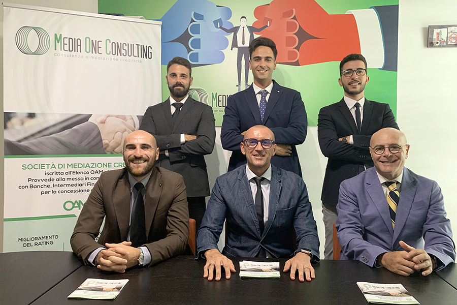 Media one Consulting: il team