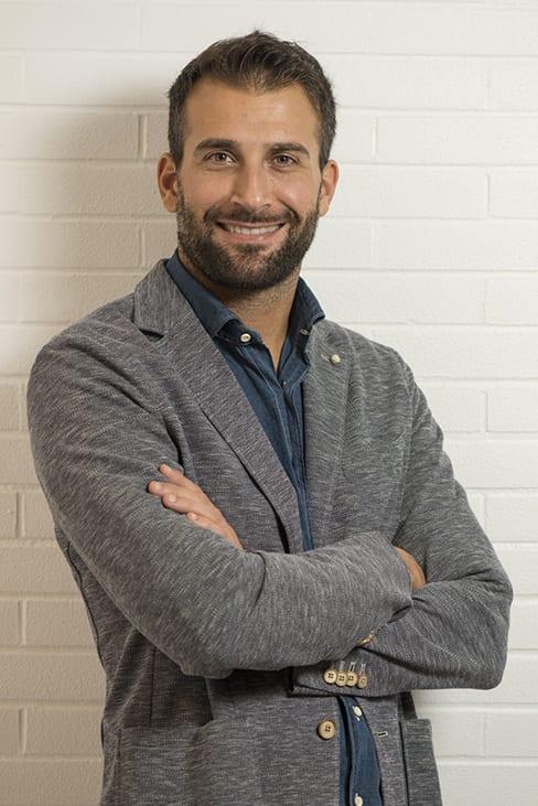 Enrico Ferretti, Ceo della web agency Secret Key
