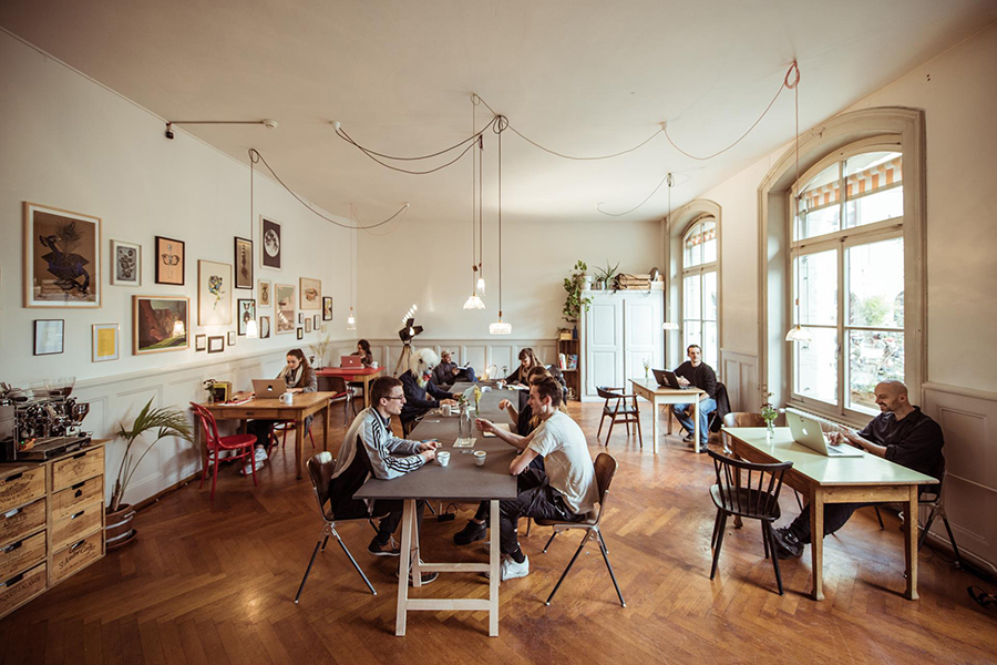 coworking LinkNow