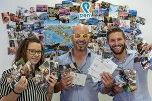 pemcards cartoline team