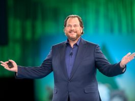 Mark Benioff Salesforce