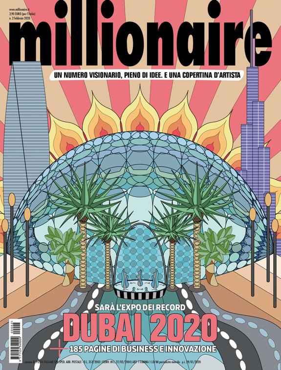 Millionaire di febbraio 2020 è in edicola
