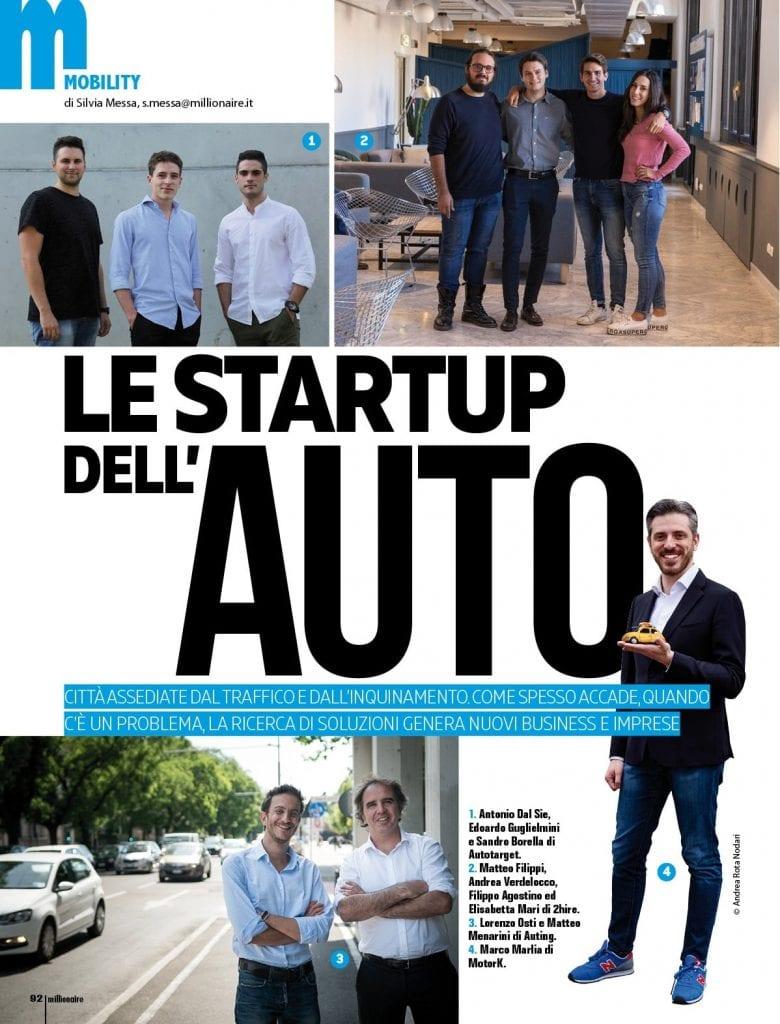 startup auto