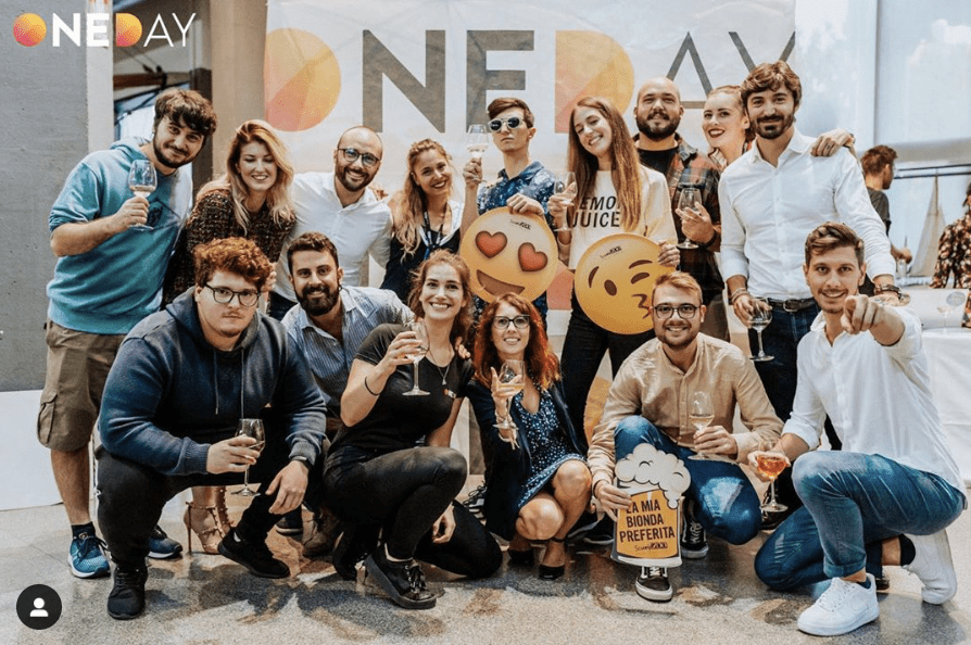 one day group