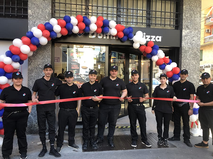 Domino's Pizza Franchising Pizzerie