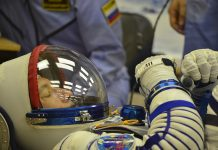 parmitano astronauta