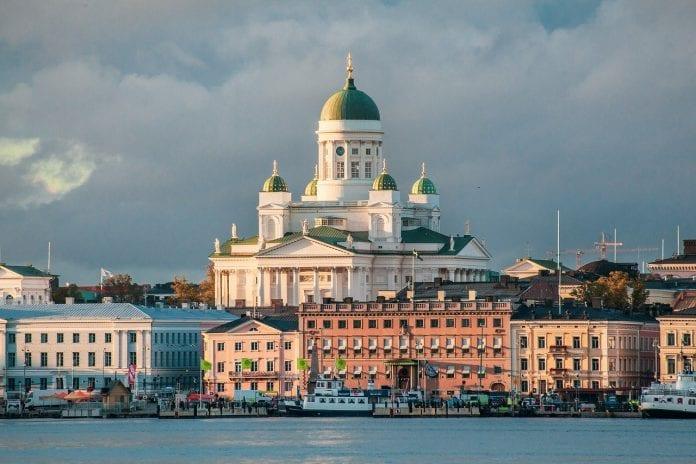 felicità finlandia helsinki
