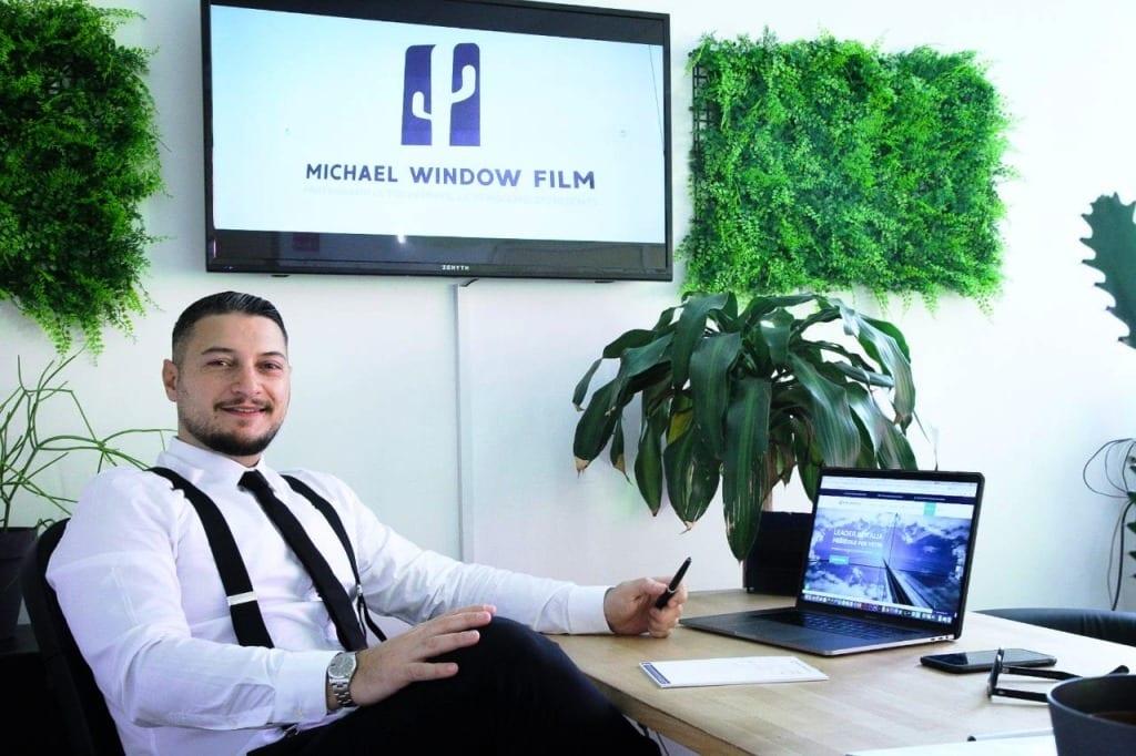 Michael Window Film