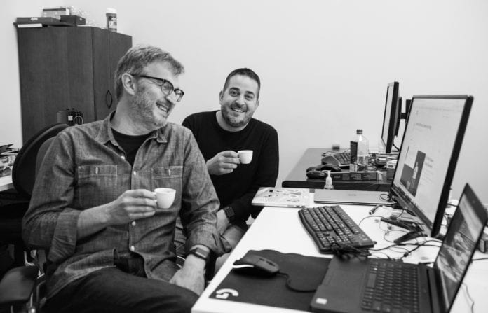 Massimo Sgrelli e Luigi bajetti