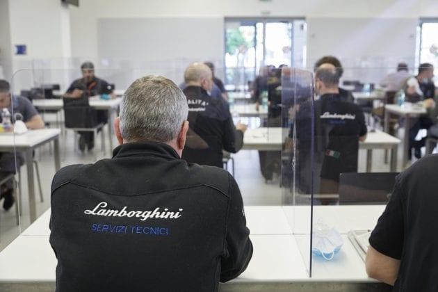 Dipendenti Lamborghini