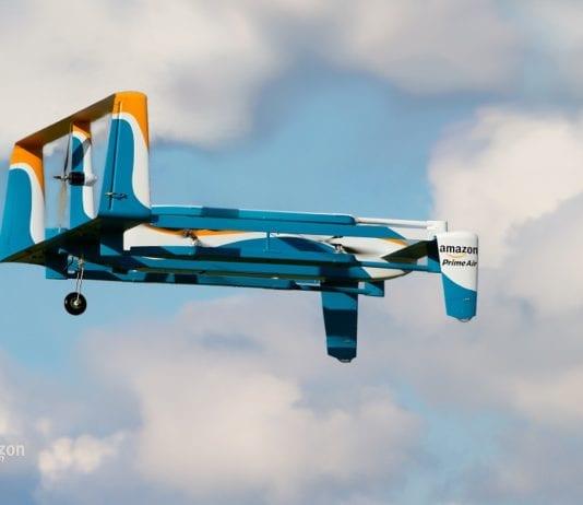 amazon droni