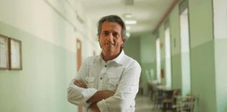 prof carlo mazzone Global Teacher Prize