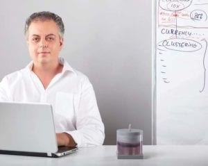 Giuseppe Falvo D'Urso Labate fondatore Cellex