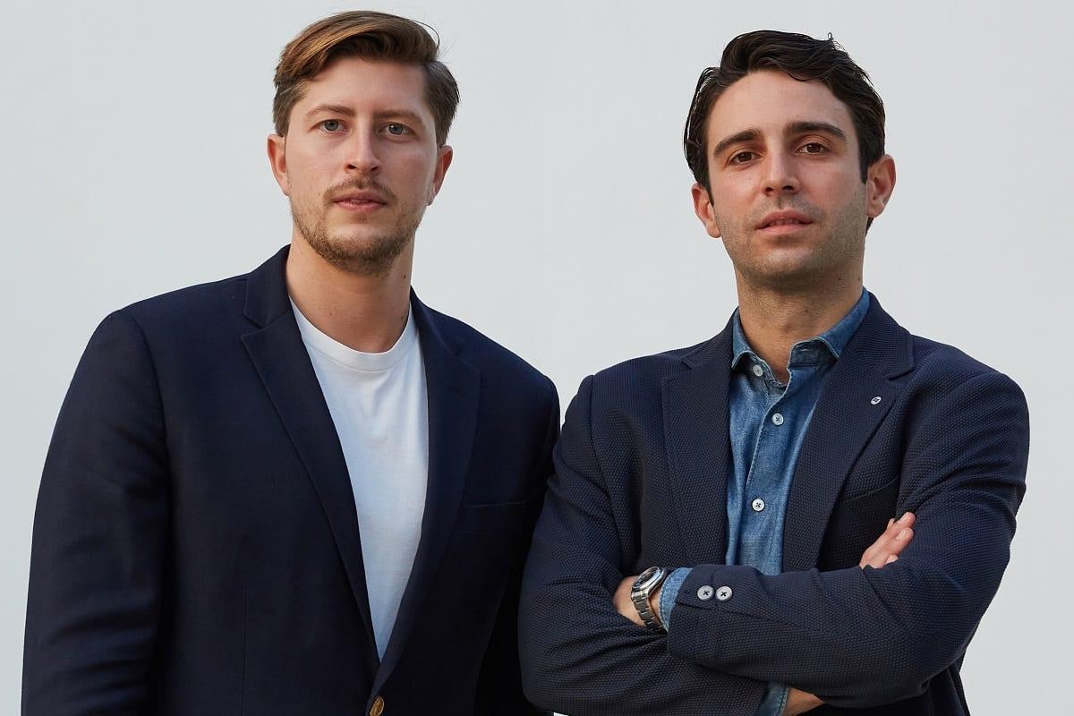 Felice Biancardi e Tommaso Guerra co-founder Golee