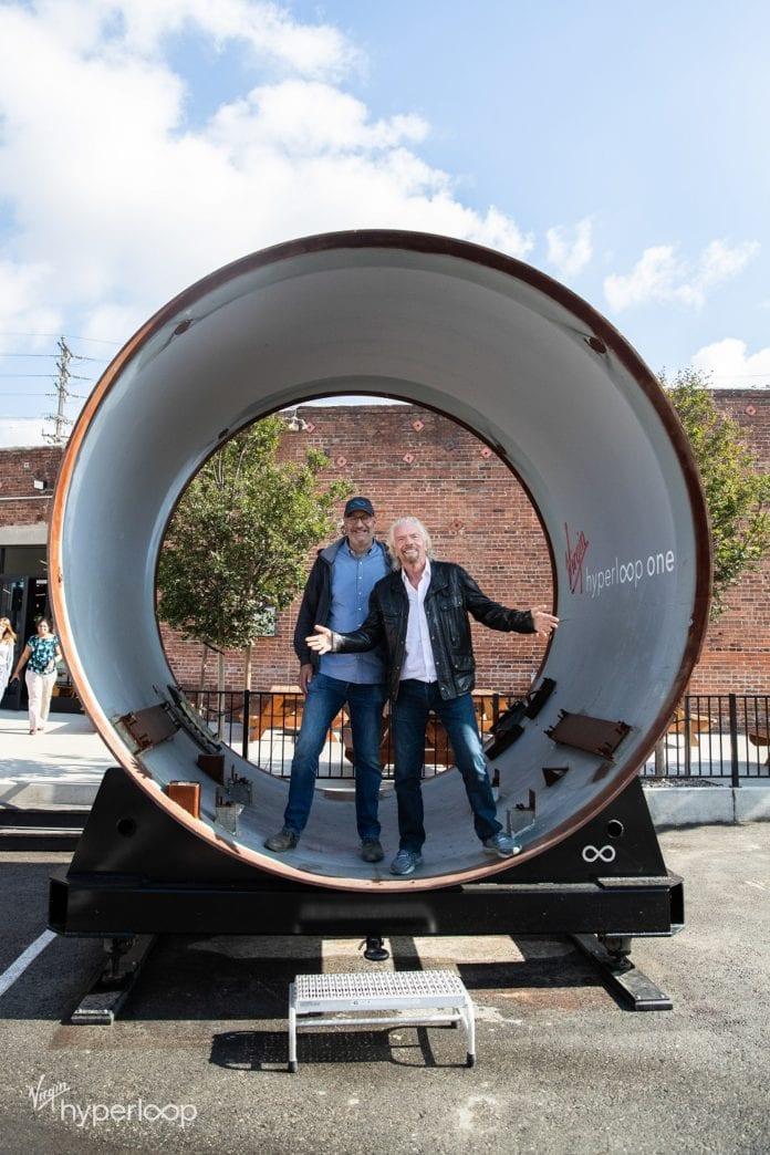 branson hyperloop