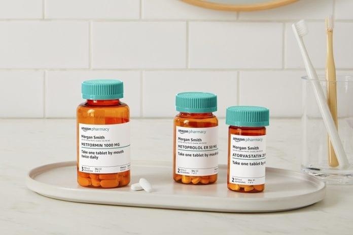 amazon pharmacy farmacia