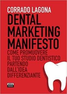 Copertina libro Deltal Marketing Manifesto di Corrado Lagona, titolare di Markedonzia