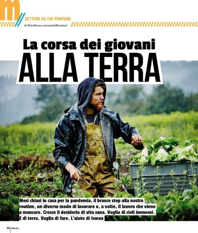 terra giovani agricoltori