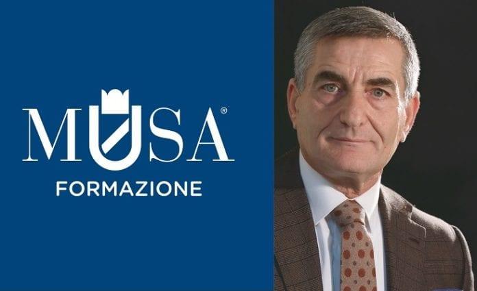 Riccardo Campagna, founder MUSA Formazione corsi e-learning