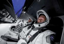 spazio elon musk spacex
