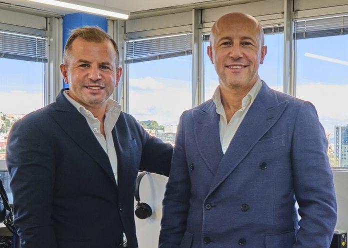 Giulio e Gianluca Romano di Call Business