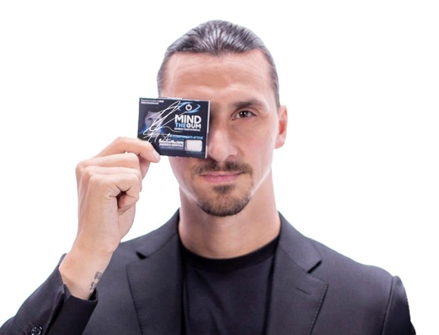 Mind The Gum: Zlatan Ibrahimovic