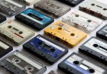 musicassette cassette
