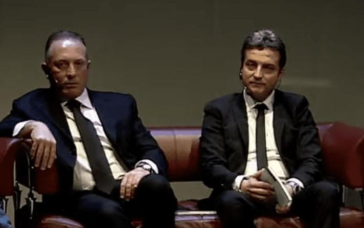 Massimo Sarandrea e Marcello D'Onofrio
