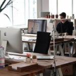 LAVORO IBRIDO smart working ufficio