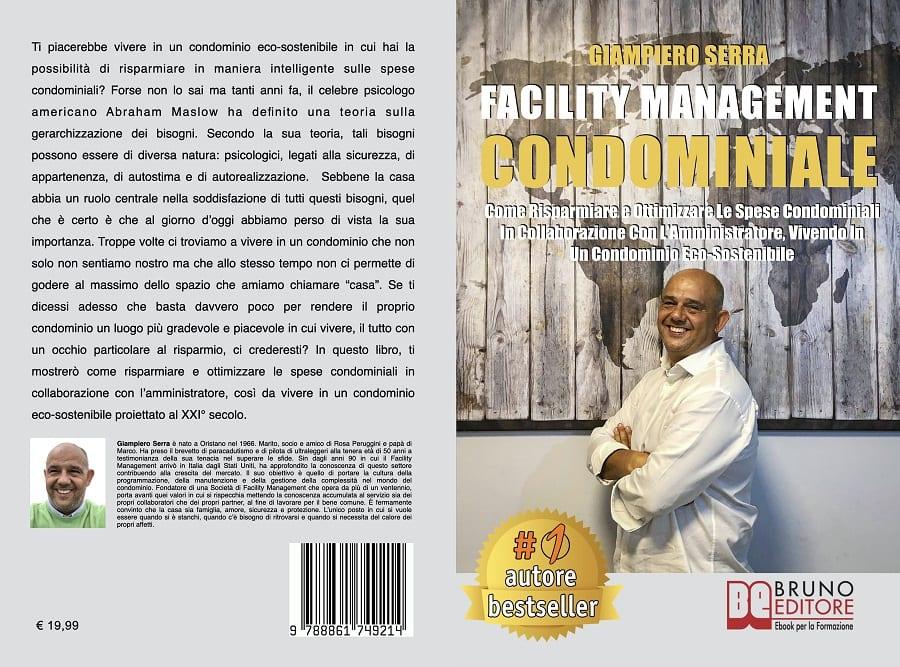 Cover del libro Facility management condominiale di Giampiero Serra