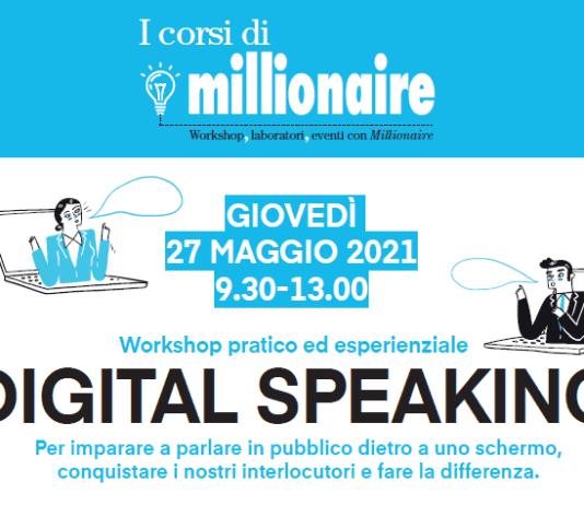 corso online digital speaking