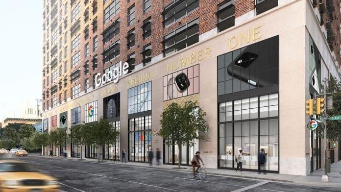 negozio google store
