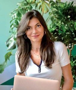 Marianna Poletti fondatrice di Just Knock