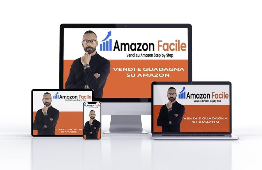 vendere su Amazon facile, il corso