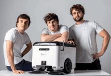 Pixies robot