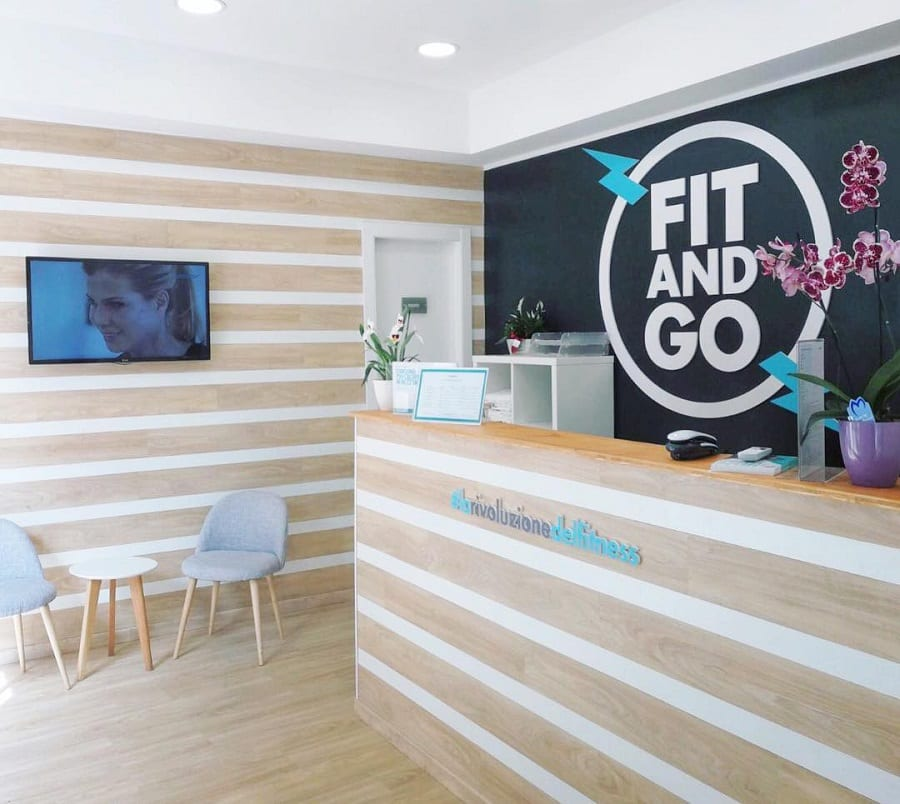 Fit and Go franchising palestra
