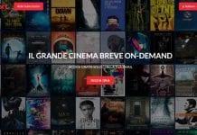 Weshort, la piattaforma on demand di film brevi