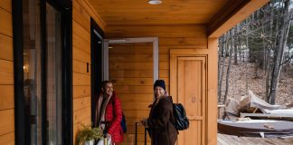 airbnb montagna winter bootcamp