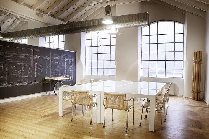 First Floor - Sala riunioni