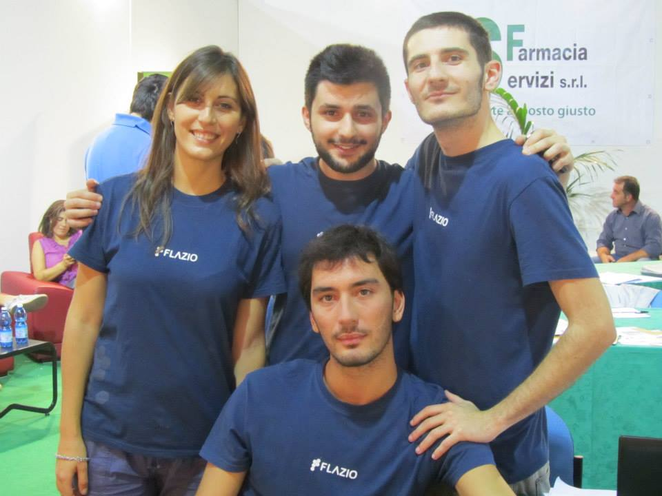 Flazio Co-founders and other members