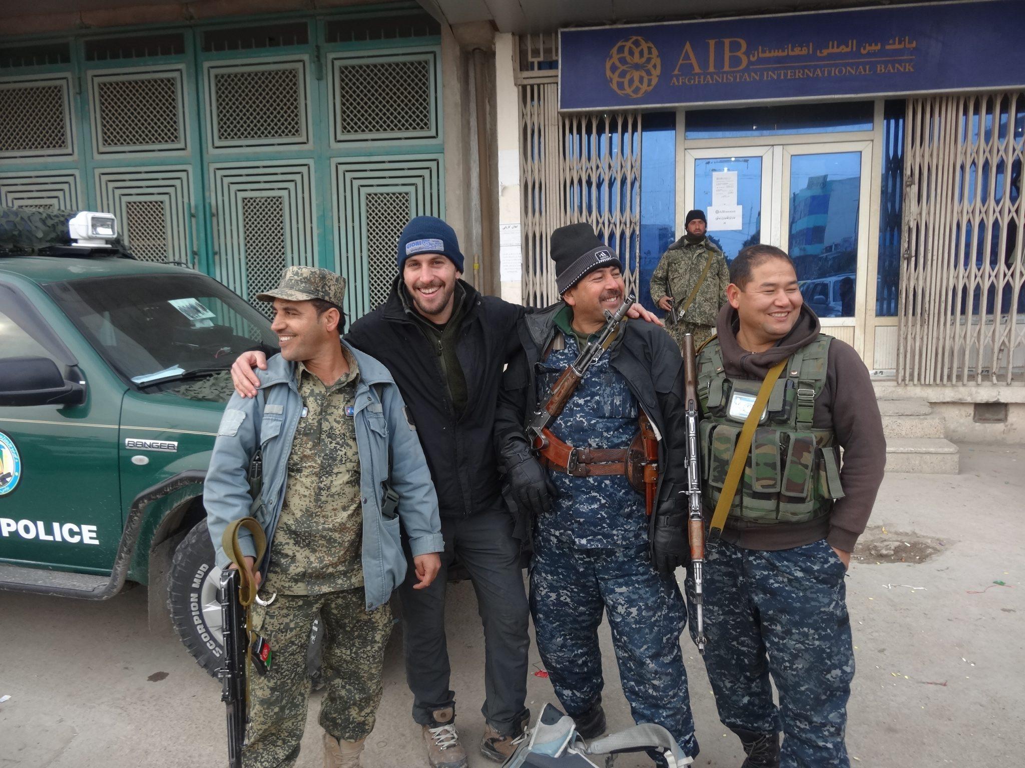 Mazar-e Sherif - Afghanistan