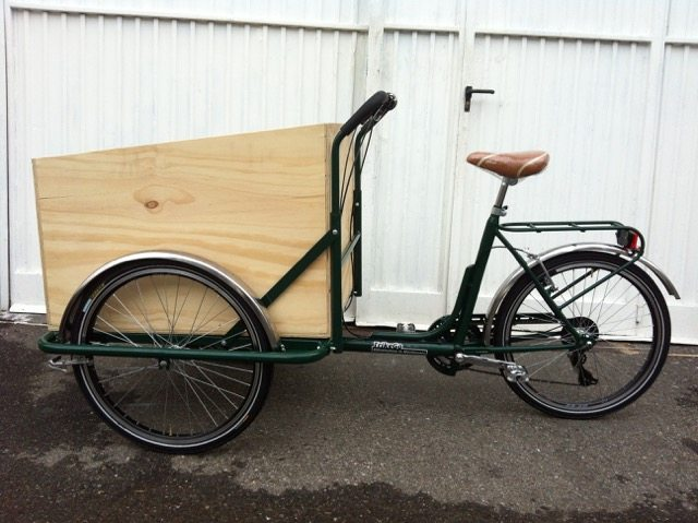 cargo bike ok
