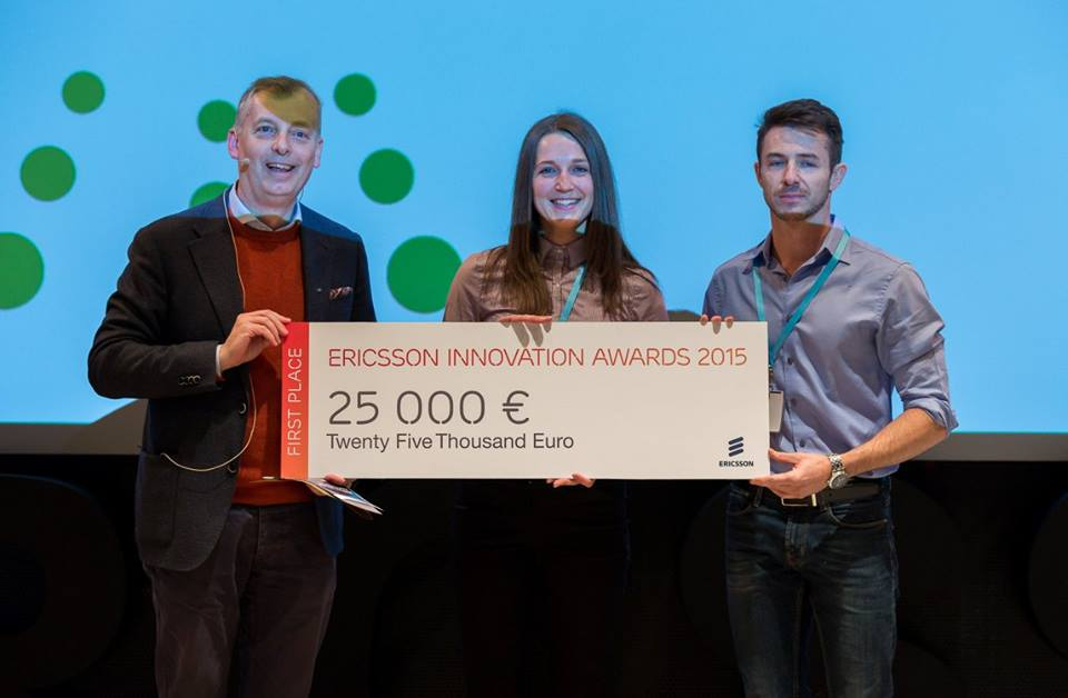 ericcson innovation award